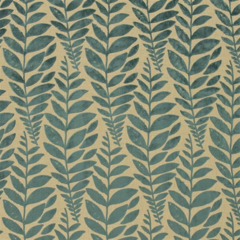 Bezugsstoff-Blumen-Foglia-Designers-Guild