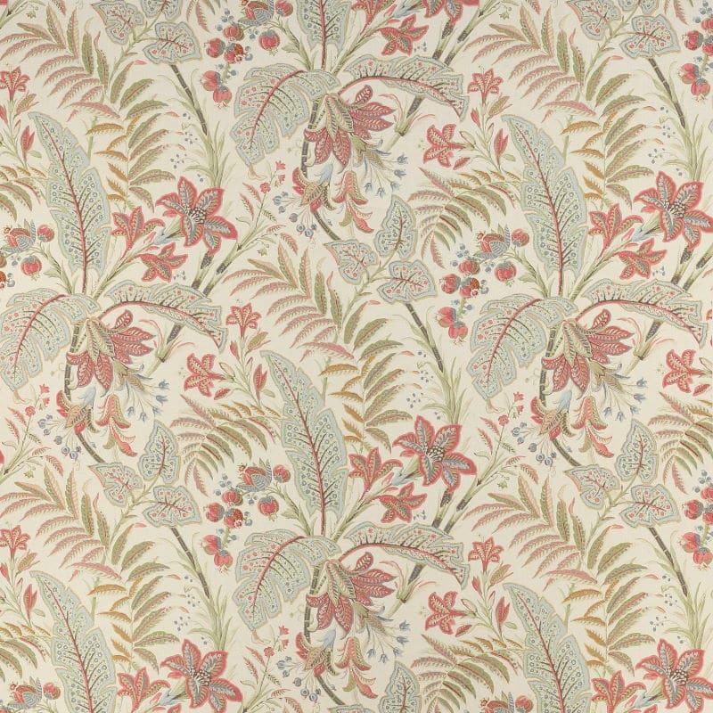 Bezugsstoff-Blumen-Paisley-Leaf-Colefax-Fowler