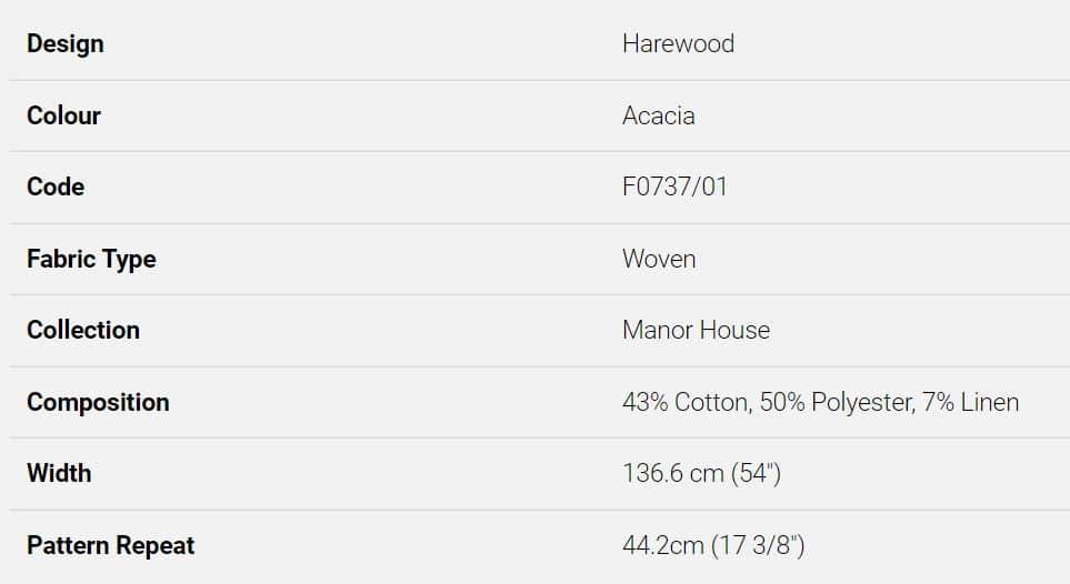 Bezugsstoff-Blumenmuster-Manor_House-Harewood-F0737-Clarke-Clarke Info