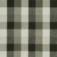 Bezugsstoff-kariert-Austin Check Charcoal F1042 Clarke-Clarke