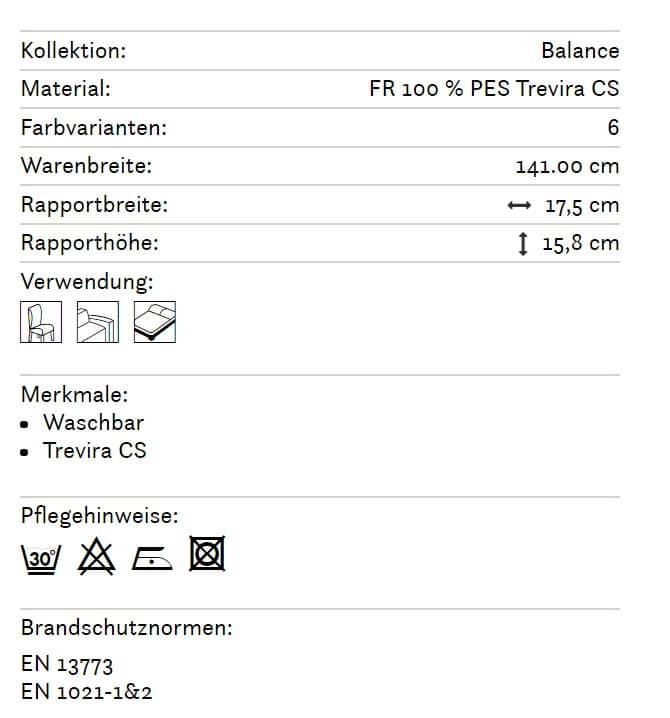 Bezugsstoff-kariert-Impression-Balance-Fine Info