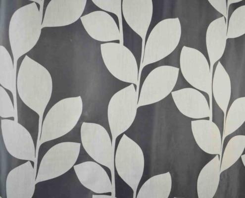 Gardinenstoff Blumenmuster Intex CATANIA 01