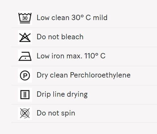 Gardinenstoff Uni Lizzo Hidra 06 Info Care