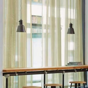 Gardinenstoffe Wärmeschutz Blendschutz Brass Base Creation Baumann 0101245