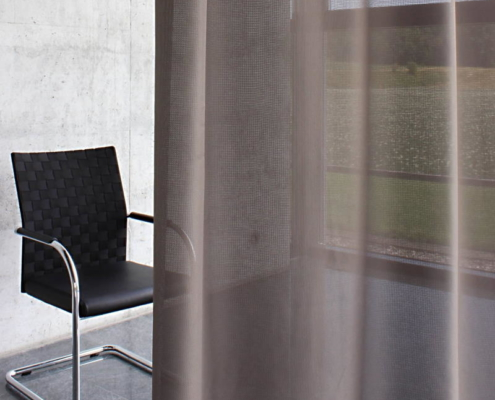 Gardinenstoffe Wärmeschutz Blendschutz SHELTER Creation Baumann 0101155