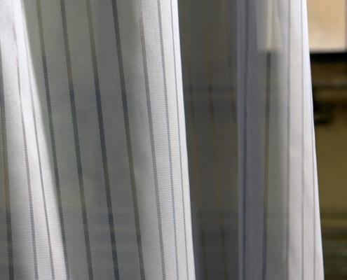 Gardinenstoffe Wärmeschutz Blendschutz STEEL BLOCK Creation Baumann 0100200