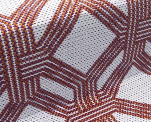 Bezugsstoffe Outdoor Christian Fischbacher Argentario Geometrico 10799.902