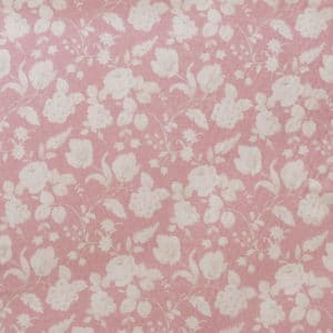 Bezugsstoff-Blumenmuster Narikala Pink HINAPI Andrew Martin