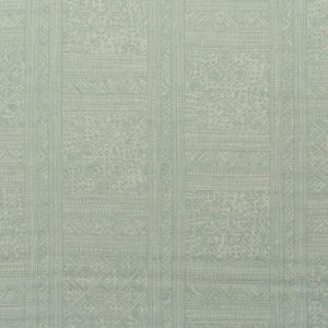 Vorhangstoff gemustert-Ostuni Celadon SALOSTCE Andrew Martin