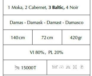 Vorhangstoffe-gemustert Guatan 6545-1 Etro-Stoffe Info