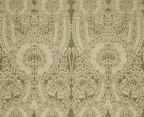 Vorhangstoff-gemustert-Capodimonte Weave 333106 Zoffany
