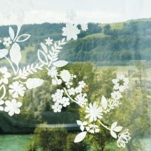 Hafttextil Gecko-in-der-Box-Botanica-Creation Baumann