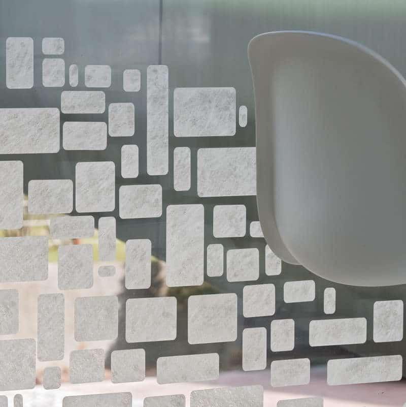Hafttextil Gecko-in-der-Box Cubico Creation Baumann