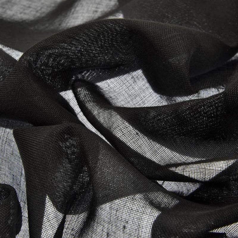 Gardinenstoff Uni Locking CS 300cm Kobe Interior Fabrics 4018-16