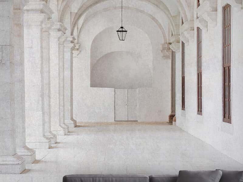 Marmortapete mit echtem Marmor - Design Art Architecture