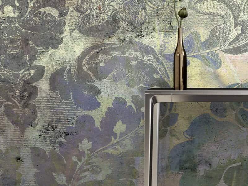 Marmortapete mit echtem Marmor - Design New Classic