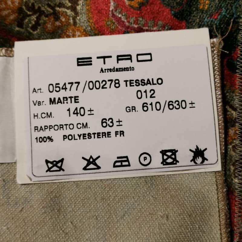 Bezugsstoffe gemustert Tessalo 278-5477 Etro-Stoffe Info