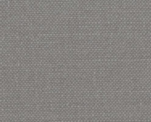 Polsterstoff Uni grau Naturfaser Aspen 10 Alhambra